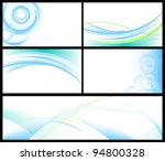 abstract blue backgrounds  ...