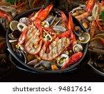 Seafood. Prepared Shellfish....