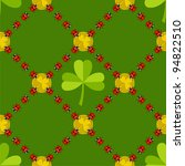 st. patrick's day seamless... | Shutterstock .eps vector #94822510