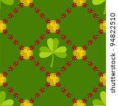 st. patrick's day seamless... | Shutterstock .eps vector #94822510