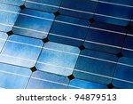 solar panel | Shutterstock . vector #94879513