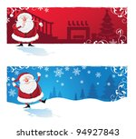 santa | Shutterstock .eps vector #94927843