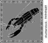 cancer horoscope sign | Shutterstock .eps vector #94949689