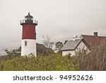 Cape Cod's Colorful Nauset...