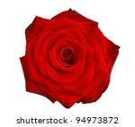 Stock photo rose 94973872