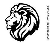 Stock vector lion head icon 94999156