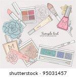 Makeup And Cosmetics...