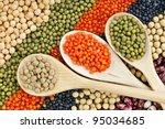 Lentils  Beans  Peas  Soybeans  ...