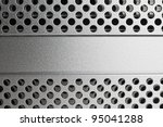 abstract metal background. | Shutterstock . vector #95041288