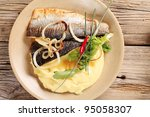 Pan Fried Trout With Mashed...