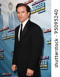 """Small photo of NEW YORK - MAR 27: Mike Doyle arriving at the """"How To Succeed In Business Without Really Trying"""" premiere at the Al Hirschfeld Theatre in New York, NY on March 27, 2011."""