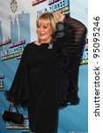 """Small photo of NEW YORK - MAR 27: Candy Spelling arriving at the """"How To Succeed In Business Without Really Trying"""" premiere at the Al Hirschfeld Theatre in New York, NY on March 27, 2011."""
