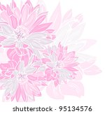 beautiful soft background of... | Shutterstock .eps vector #95134576