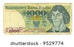 1000 Zloty Bill Of Poland  Cya...