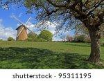 england in spring | Shutterstock . vector #95311195