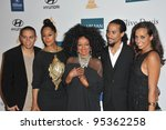 Diana Ross   Family At The 2012 ...