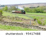 Steam Train  North Yorkshire...
