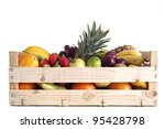 Various Types Of Fruit Stored...