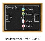 group d 2012 european.   Shutterstock . vector #95486341