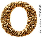 Alphabet Of The Golden Coffee...