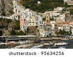 amalfi | Shutterstock . vector #95634256