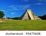 El Castillo  Pyramid Of...