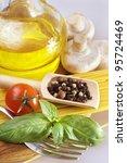 pasta | Shutterstock . vector #95724469