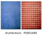 Abstract background textured on vintage old  paper - stock photo