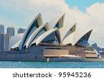 ������, ������: Sydney Opera House view