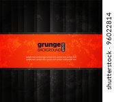 grunge vector background | Shutterstock .eps vector #96022814