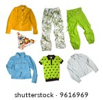 fashion | Shutterstock . vector #9616969