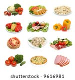 food | Shutterstock . vector #9616981