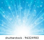 blue sky background. vector...