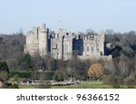 Arundel Castle. Viewed From...