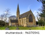 English Church In Worcestershire