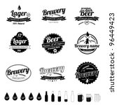 collection of premium quality... | Shutterstock .eps vector #96449423