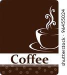 template design of menu ... | Shutterstock .eps vector #96455024
