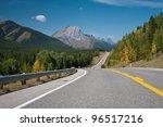 Road Through Rockies. Great...