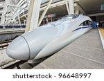 Beijing   Mar 3  Bullet Train...