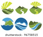 Vector Collection Of Landscape...
