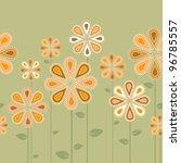 paisley pattern | Shutterstock .eps vector #96785557