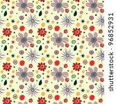 seamless pattern | Shutterstock .eps vector #96852931