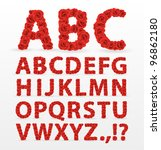 Red Roses Font. Check My...