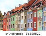 poznan  poland   city... | Shutterstock . vector #96865822