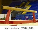 Professional Gymnastic Balance...