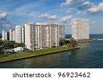 Port Everglades, Fort Lauderdale, Florida - stock photo