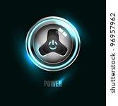 power button   Shutterstock .eps vector #96957962