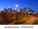Uptown Charlotte  North Carolina