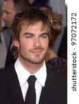 Постер, плакат: Actor IAN SOMERHALDER at
