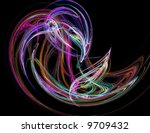 abstract illustration | Shutterstock . vector #9709432